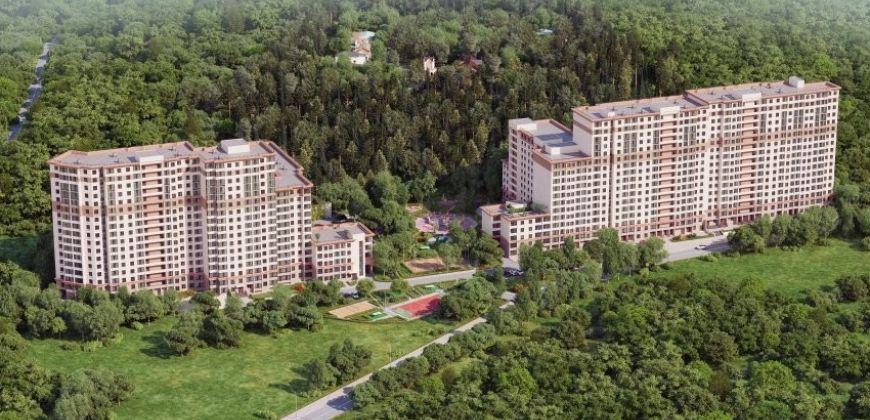 Так выглядит Жилой комплекс Битцевские холмы - #500125197