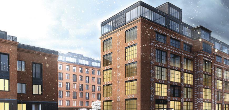 Так выглядит Жилой комплекс Большевик - #1142126480