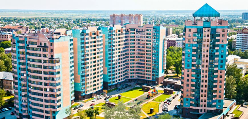 Так выглядит Жилой комплекс Борисоглебский - #1848313619