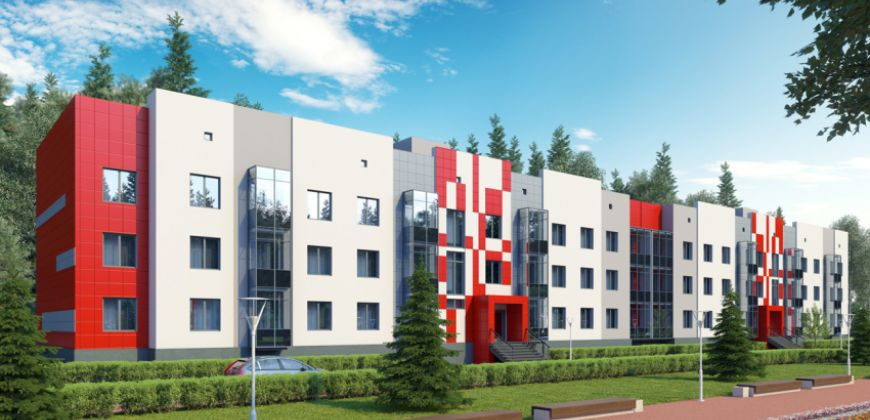 Так выглядит Жилой комплекс Борисоглебское-2 - #837834587