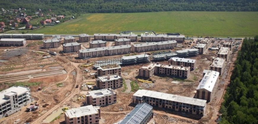 Так выглядит Жилой комплекс Борисоглебское - #1602653205