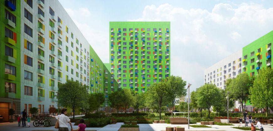 Так выглядит Жилой комплекс Бунинские луга - #1147248110