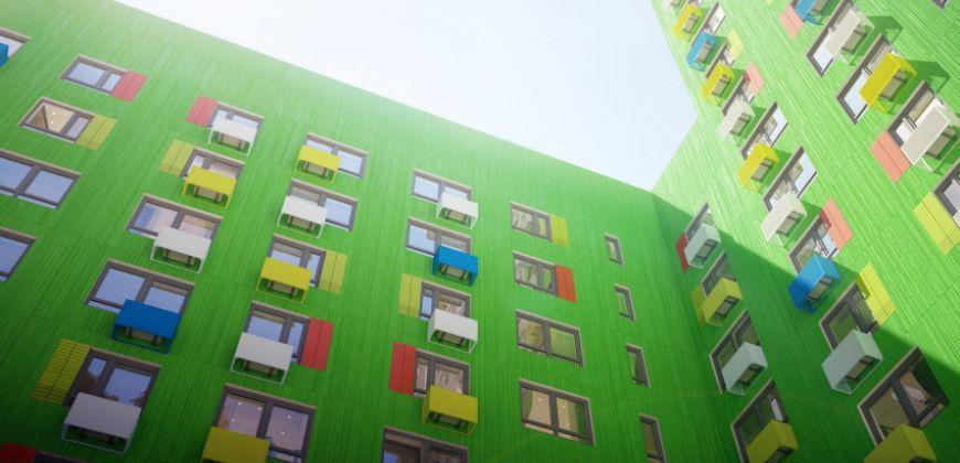 Так выглядит Жилой комплекс Бунинские луга - #1449084873