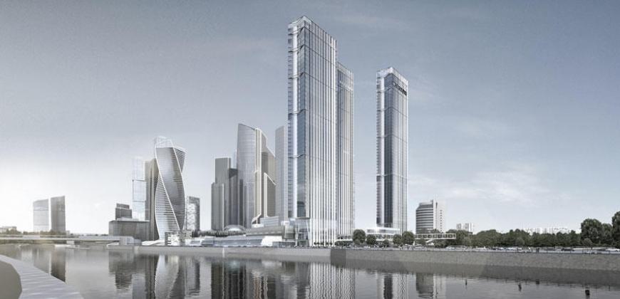 Так выглядит Жилой комплекс Capital Towers (Капитал Тауэрс) - #1373176686