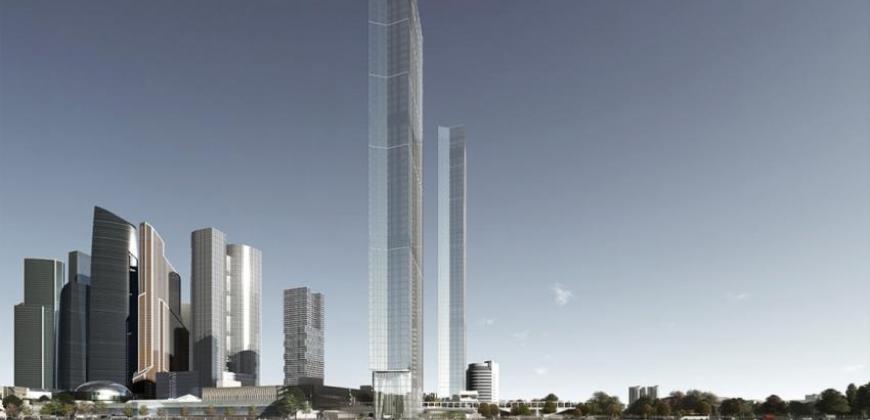 Так выглядит Жилой комплекс Capital Towers (Капитал Тауэрс) - #1473832491