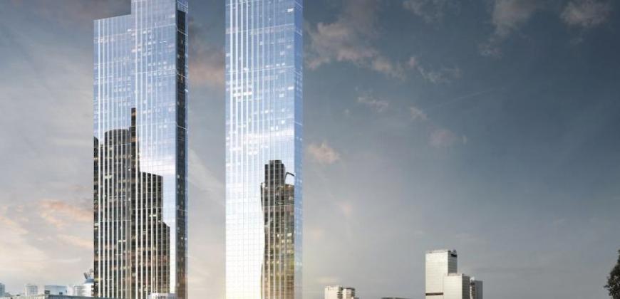 Так выглядит Жилой комплекс Capital Towers (Капитал Тауэрс) - #2023895189