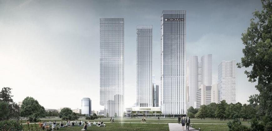 Так выглядит Жилой комплекс Capital Towers (Капитал Тауэрс) - #2062038154