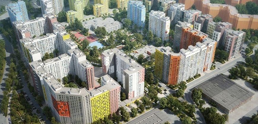 Так выглядит Жилой комплекс Царицыно-2 - #1703453668
