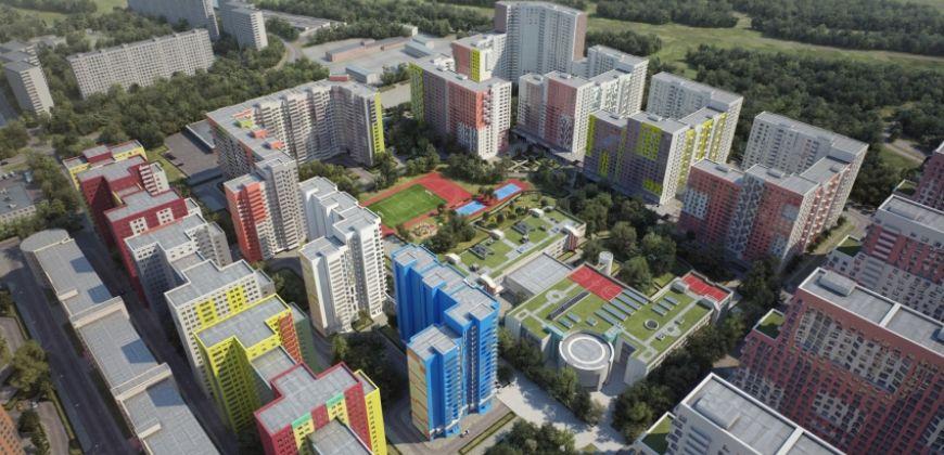 Так выглядит Жилой комплекс Царицыно - #1790086088