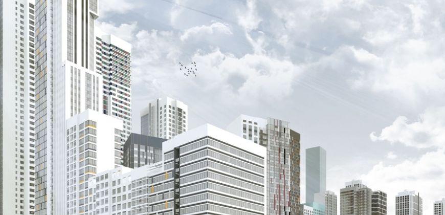 Так выглядит Жилой комплекс Центр-Сити - #164912554