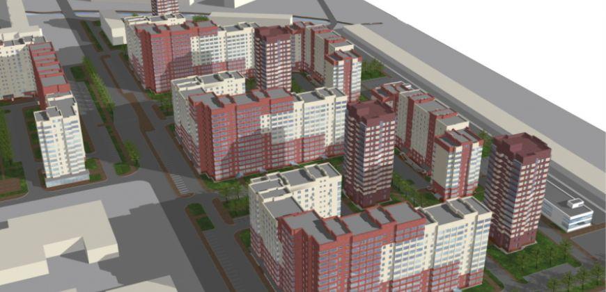 Так выглядит Жилой комплекс Центральный - #166200542