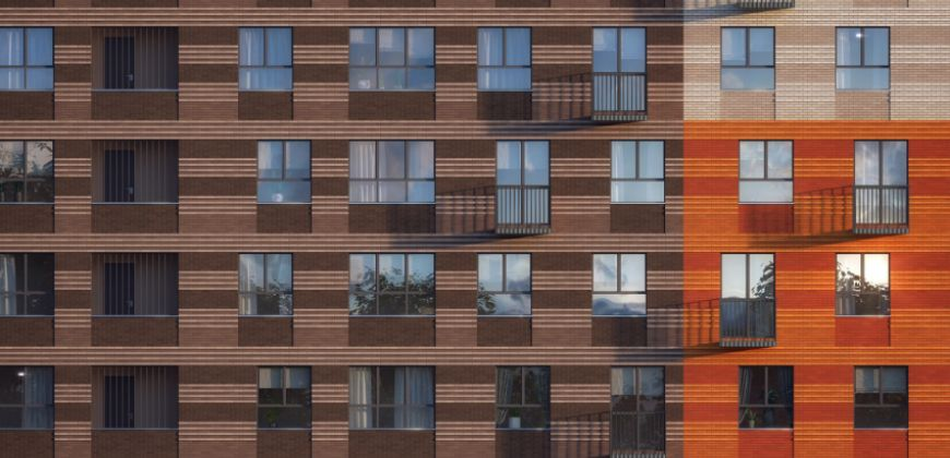 Так выглядит Жилой комплекс Черняховского 19 - #120736506