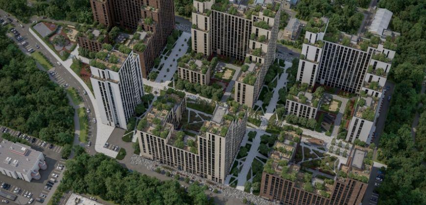 Так выглядит Жилой комплекс City Park (Сити Парк) - #1362056518