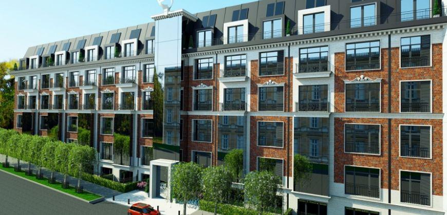Так выглядит Жилой комплекс Clerkenwell House (Клеркенвелл Хаус) - #2137869631