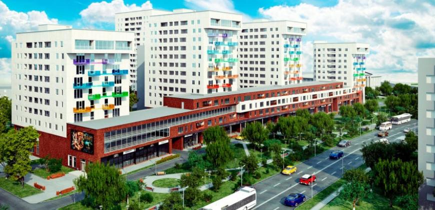 Так выглядит Жилой комплекс Цветной Бульвар - #1786138303