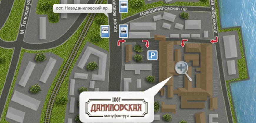Так выглядит Жилой комплекс Даниловская мануфактура - #463804981