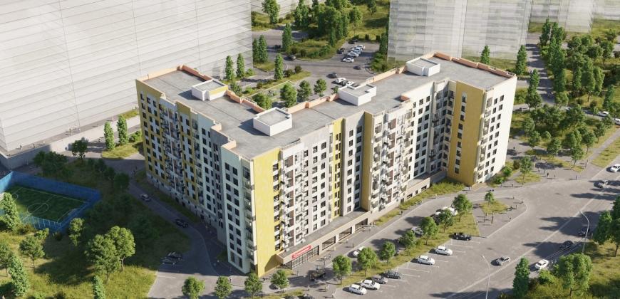 Так выглядит Жилой комплекс Дом на Барвихинской - #297476030