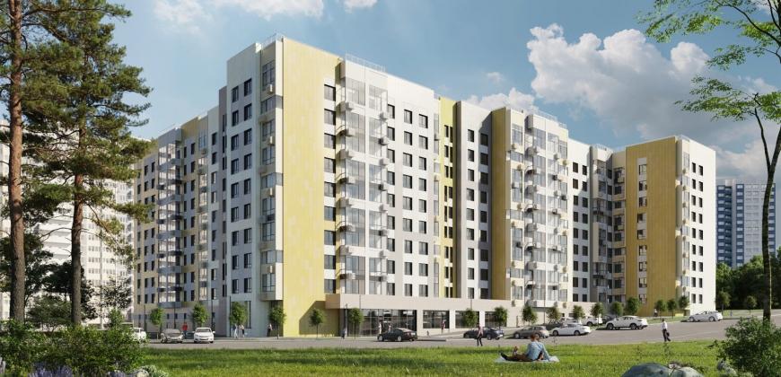 Так выглядит Жилой комплекс Дом на Барвихинской - #1462334548