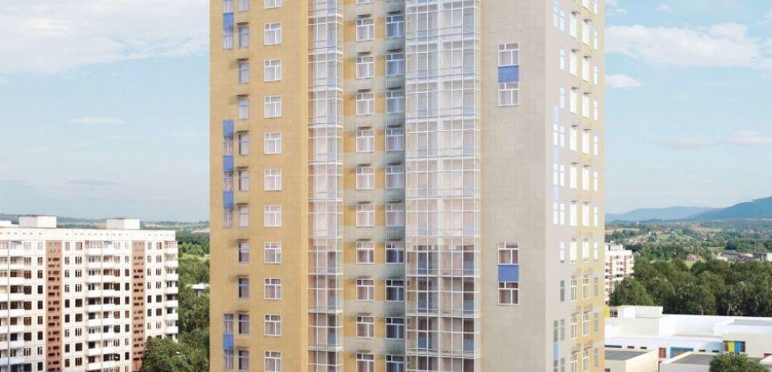 Так выглядит Жилой комплекс Дом на Изумрудной - #248862691