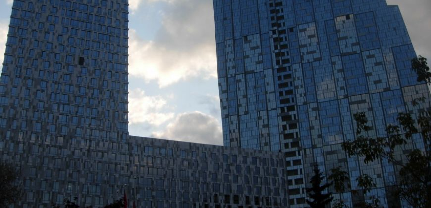 Так выглядит Жилой комплекс Дом на Мосфильмовской - #1206087094