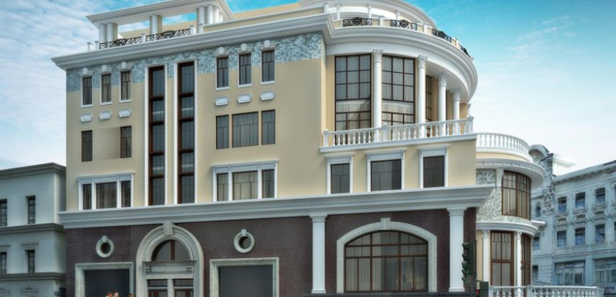 Так выглядит  Дом на Мясницкой - #1584521531