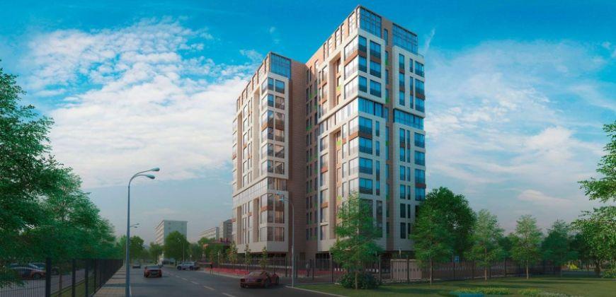 Так выглядит Жилой комплекс Дом на Самаринской - #1037986829