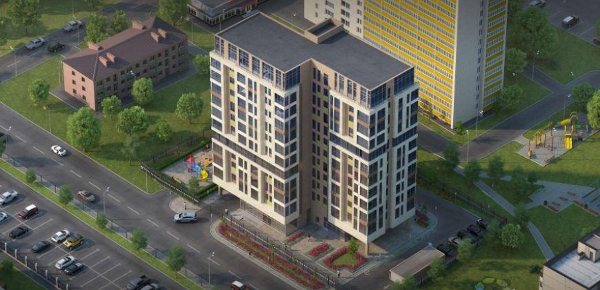 Так выглядит Жилой комплекс Дом на Самаринской - #524977820