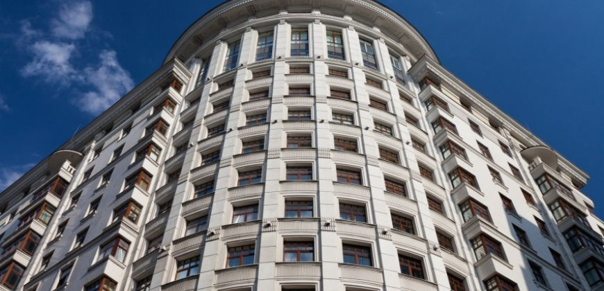 Так выглядит Жилой комплекс Дом на Смоленской набережной - #351972238