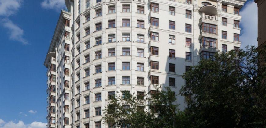 Так выглядит Жилой комплекс Дом на Смоленской набережной - #1981026306