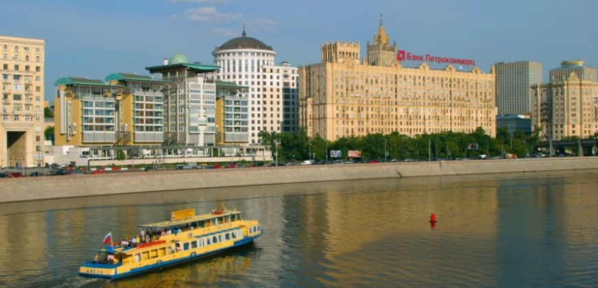 Так выглядит Жилой комплекс Дом на Смоленской набережной - #172906460