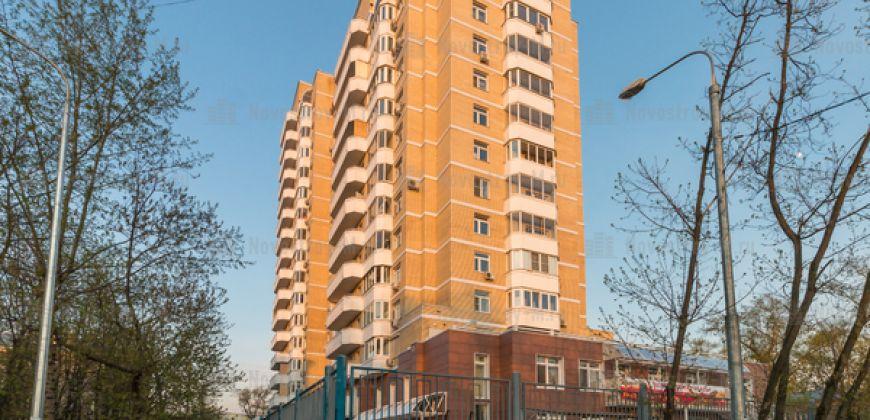 Так выглядит Жилой комплекс Дом на ул. Бориса Жигуленкова - #165830896