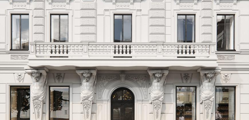 Так выглядит Жилой комплекс Дом с Атлантами - #1808856785