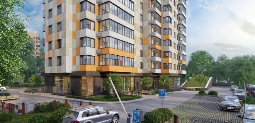 Так выглядит Жилой комплекс Дом в Кузьминках - #31285759