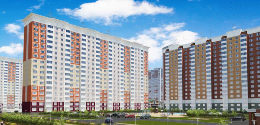 Так выглядит Жилой комплекс Домодедово парк - #1625880199