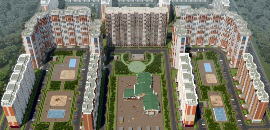 Так выглядит Жилой комплекс Домодедово парк - #441817645