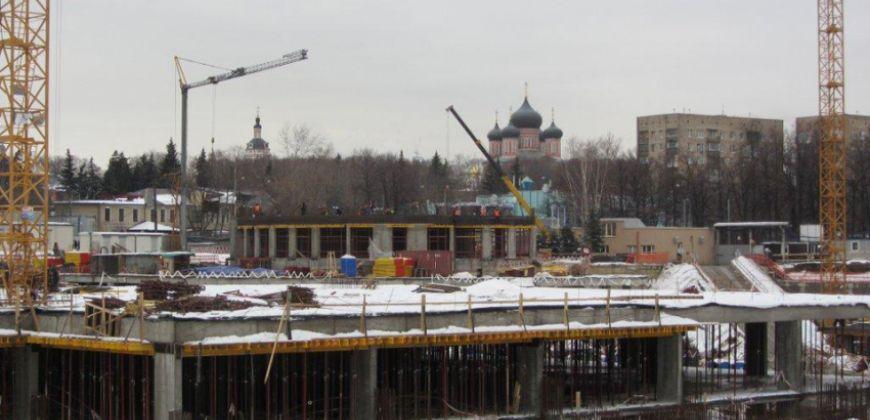 Так выглядит Жилой комплекс Донской олимп - #1851174687