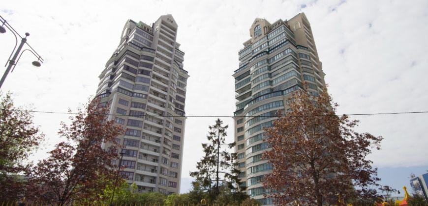 Так выглядит Жилой комплекс Две башни (Маршала Бирюзова, 32) - #942181430