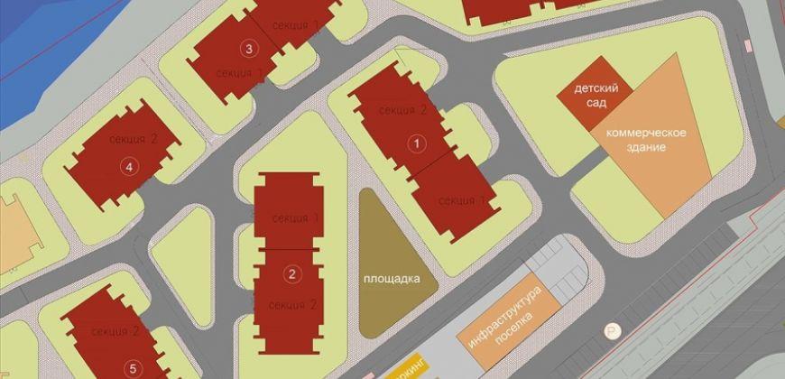 Так выглядит Жилой комплекс Европейский квартал (Озерный) - #963177558