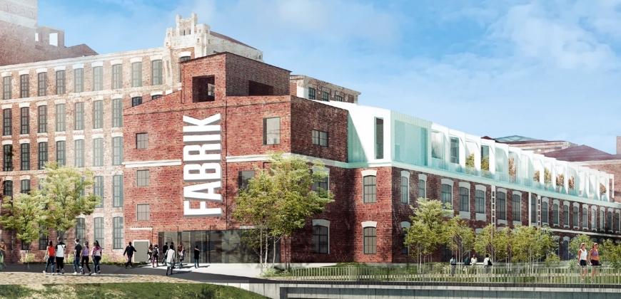 Так выглядит Жилой комплекс Fabrik - #1451743288