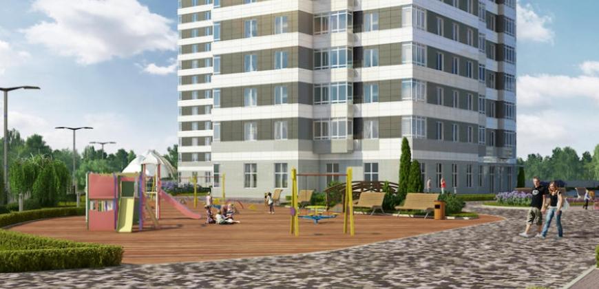 Так выглядит Жилой комплекс Фестиваль парк - #662422129