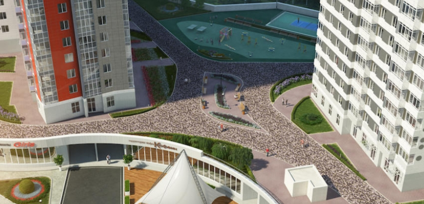 Так выглядит Жилой комплекс Фестиваль парк - #1535019456