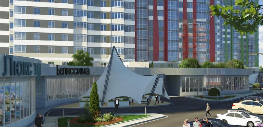 Так выглядит Жилой комплекс Фестиваль парк - #1032097718
