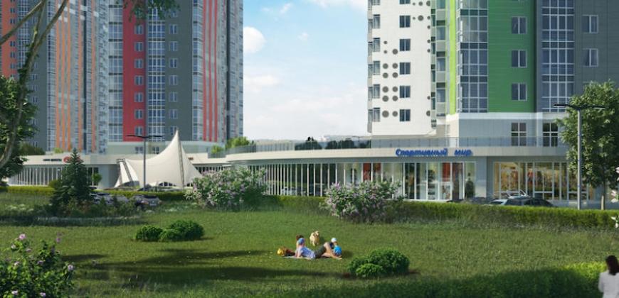 Так выглядит Жилой комплекс Фестиваль парк - #987616212