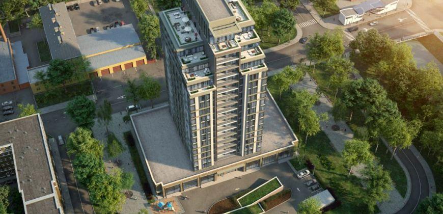 Так выглядит Жилой комплекс Фили Парк - #1839458113