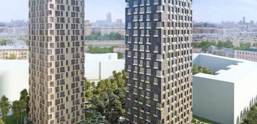 Так выглядит Жилой комплекс Фили Сити - #2068132129