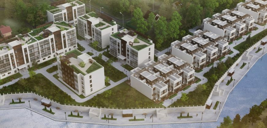 Так выглядит Жилой комплекс Фирсановка Парк - #1437595014