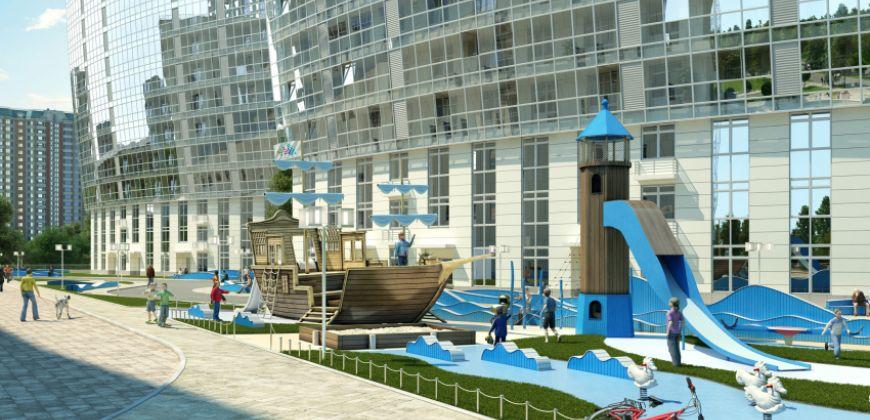 Так выглядит Жилой комплекс Флотилия - #1557291576