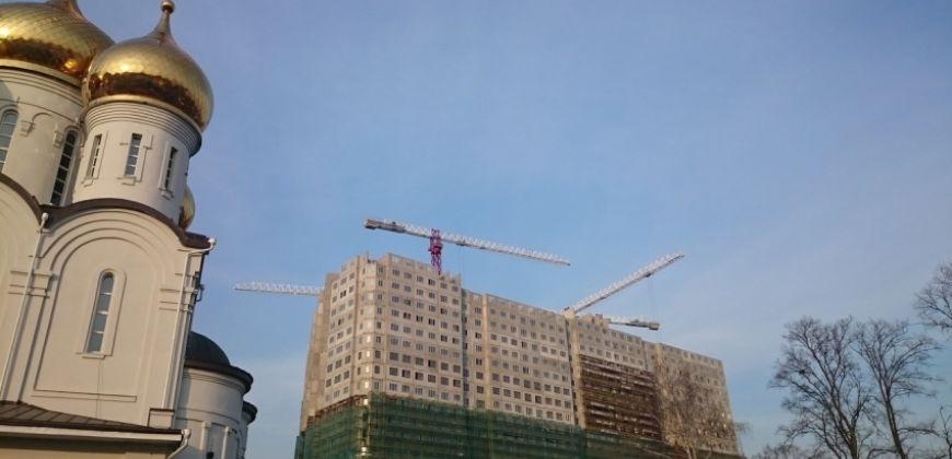 Так выглядит Жилой комплекс Гагаринский - #344571733