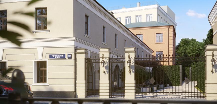 Так выглядит Жилой комплекс Гоголевский 12 - #1176204020