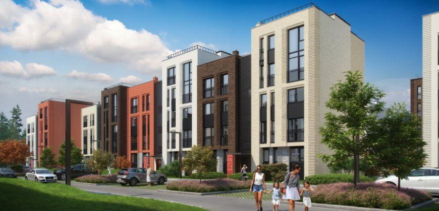 Так выглядит Жилой комплекс Голландский квартал - #1090231228